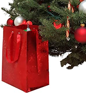 Santas Secret Gift - Automatic Christmas Tree Watering System (Fantasia Red) Waterer TOP RATED | Made in USA