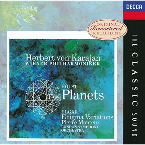 Holst: The Planets, Op  32 - 6  Uranus, The Magician by