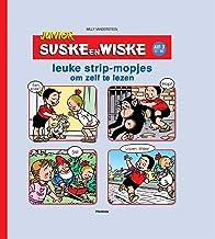 Leuke strip-mopjes om zelf te lezen (AVI 3 / E3 – M4) (Junior Suske en Wiske AVI-stripboekjes voor beginners)