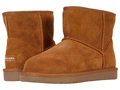 Koolaburra by UGG Kids Koola Mini (Little Kid/Big Kid) (Chestnut) Girl