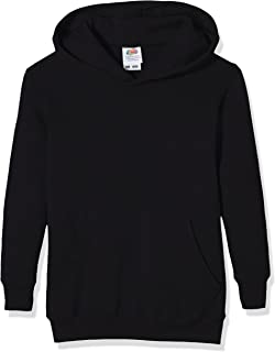 Fruit of the Loom Pull-Over Classic Hooded Sweat Sudadera para Niños