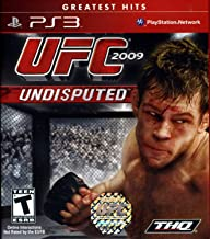 UFC Undisputed 2009 PlayStation 3 by THQ