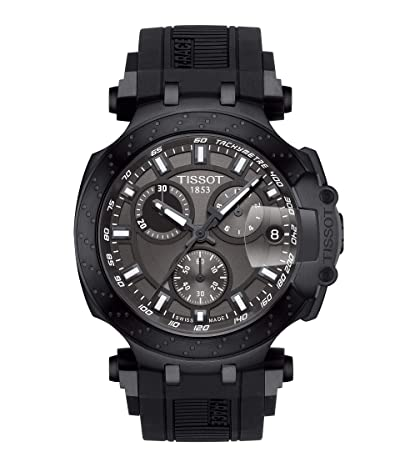 Tissot T-Sport T-Race Chronograph T1154173706103 (Anthracite) Watches