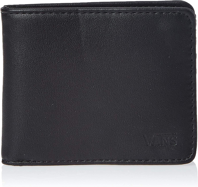 Mens Vans Drop V Bi-fold Wallet - Black