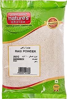 Natures Choice Ragi Flour, 200 gm