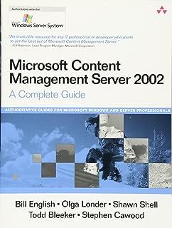 Best microsoft content management server 2002 Reviews