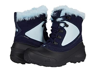 The North Face Kids Shellista Extreme (Toddler/Little Kid/Big Kid) (TNF Navy/Starlight Blue) Girls Shoes