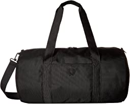Tonal Track Barrel Bag