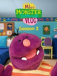 Milo's Monster School Vlog - Season 2