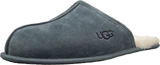 mens ugg slippers blue