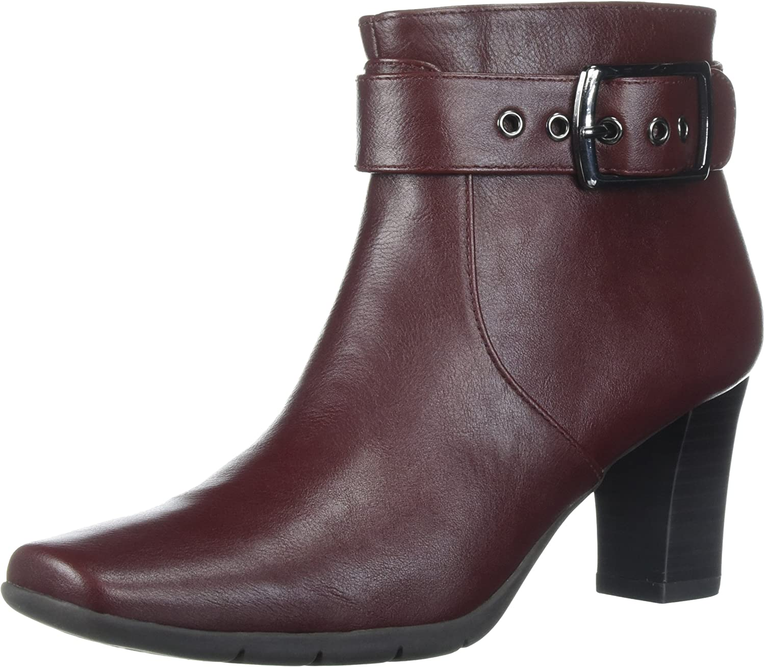 Aerosoles Womens Monorail Ankle Boot