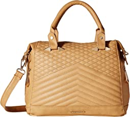 Multi Quilted Satchel
