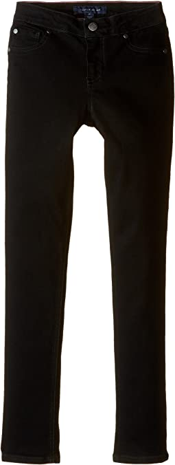 Tommy Hilfiger Kids - Five-Pocket Jeggings in Black (Little Kids/Big Kids)