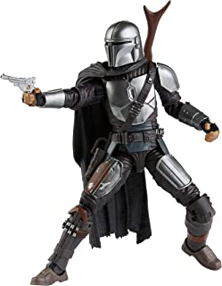 STAR WARS The Black Series The Mandalorian Toy 6-Inch-Scale Collectible Action Figure, Toys for Kids Ages 4 and Up