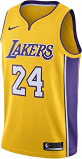 Nike Men's Lakers Kobe Bryant Swingman Jersey Top
