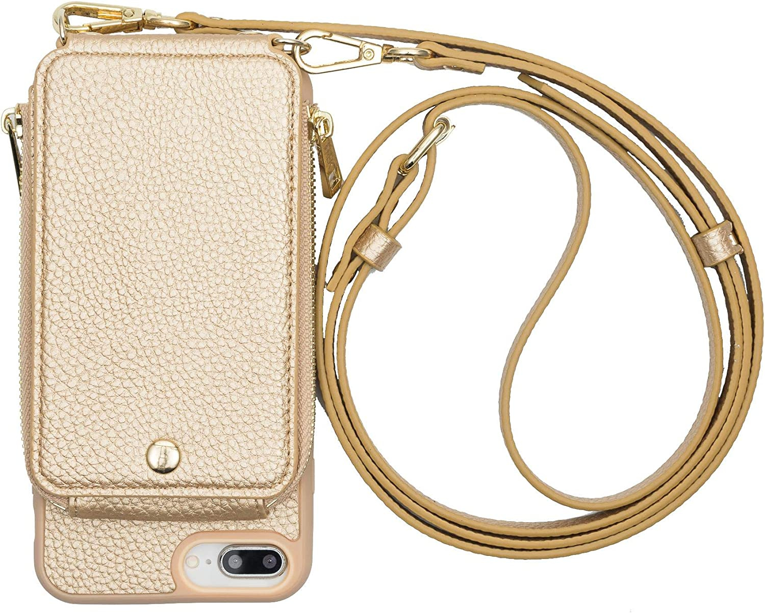 Today's only Ranking TOP8 Trek Tech All-in-One Crossbody Phone for Wallet and iPhone Case