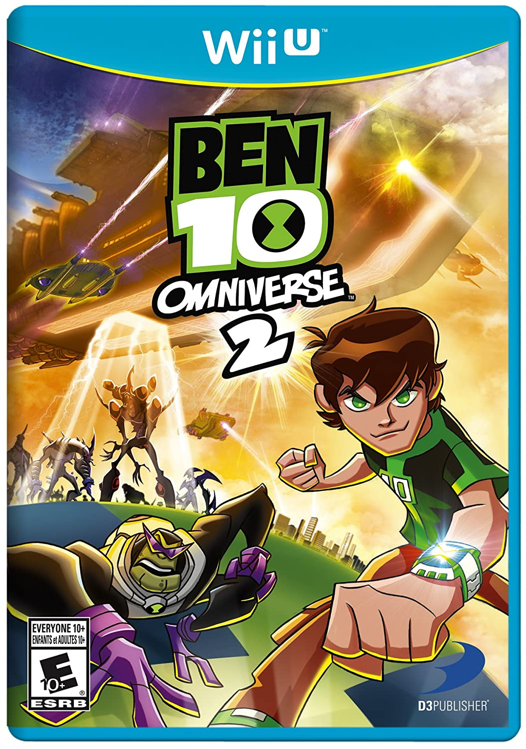 Ben 10 Omniverse sold out 2 U - Wii Nintendo Jacksonville Mall