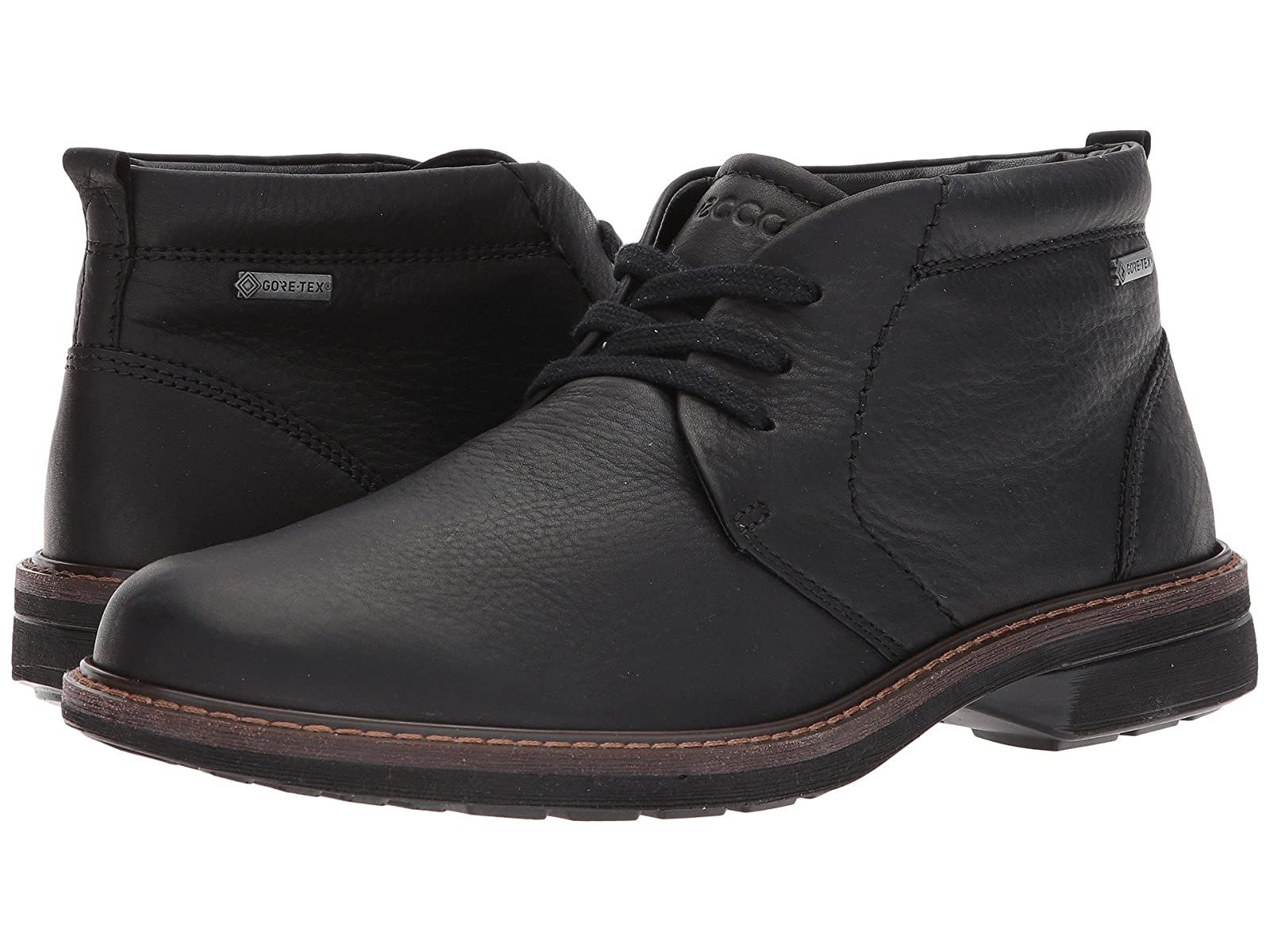 ECCO Turn Gore-Tex Chukka TieAffordable and distinctive shoes