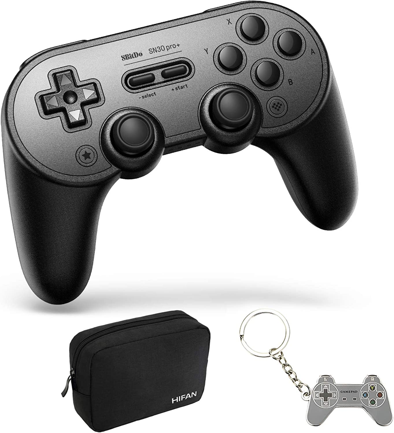 SN30Pro+ Wireless Controller Compatible El Paso Mall Nintendo Switch New sales with for