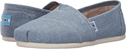 Blue Slub Chambray (Vegan)