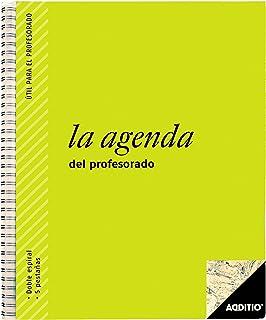 Additio P212 - La Agenda del Profesorado para el profesorado ...