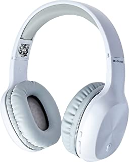 Fone De Ouvido Pop Bluetooth P2 Branco Multilaser - PH247