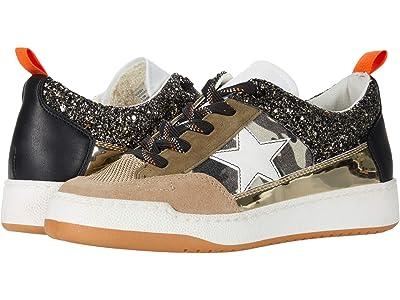 Steve Madden Goody Sneaker (Camo Multi) Women