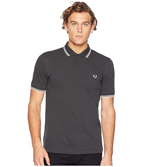 1afca52ee Fred Perry Twin Tipped Shirt at Zappos.com