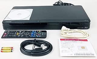 東芝 REGZA ブルーレイディスクレコーダー ブルーレイ3D対応 (USB HDD録画対応) DBR-Z610