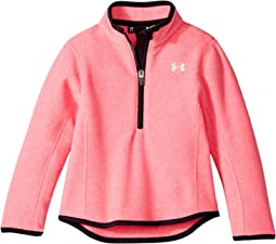 Under Armour Kids - Heathered Fleece 1/4 Zip (Toddler)