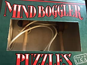 product image for Mind Boggler Puzzle Twin Trouble Disentanglement Brain Teaser