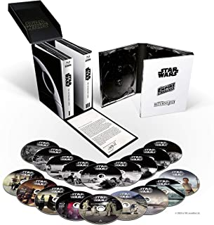 Star Wars - Movie Collection I-IX (Ltd) (18 Blu-Ray) [Italia] [Blu-ray]