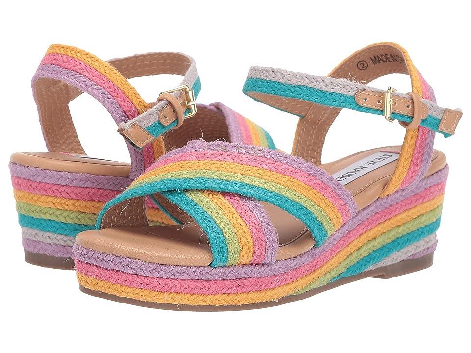 Steve Madden Kids Jpam (Little Kid/Big Kid) (Multi) Girls Shoes