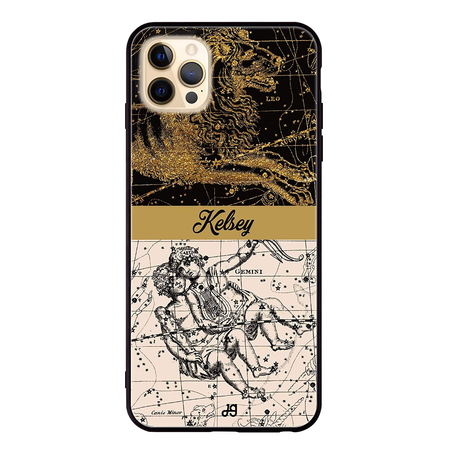 Star Map I iPhone 12 Finally resale start Case Glass Pr NEW before selling Max Pro