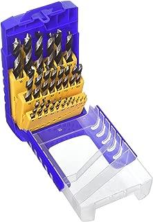 Fisch FSF-364740 Metric Brad Pt. Drill Bit Set