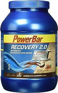 PowerBar Regeneration Drink mit Whey & Kohlenhydrate – Protein-Pulver mit Hafermehl, Vitamine, Zink und Magnesium – Chocolate Champion 1 x 1,144kg