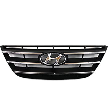 Genuine Hyundai Parts 86361-1E000 Grille Assembly