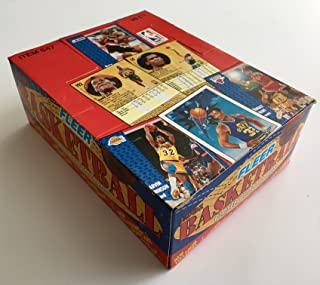 1991 92 Fleer Series 1 Basketball Cards Unopened Wax Box