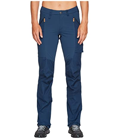 Fjallraven Nikka Trousers (Storm) Women