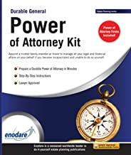 Durable General Power of Attorney (Estate Planning Series)