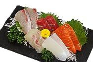 [冷蔵] 魚の北辰 刺身盛り合わせ5点盛り(まぐろ・真鯛・かんぱち・いか・サーモン) [消費期限:お届け日当日]