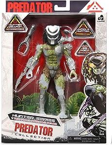 Predator Collection - Jungle Hunter Predator - Fully Poseable Figure 7 inch
