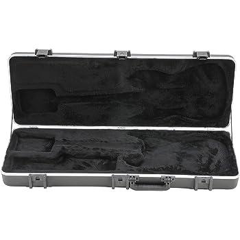 SKB 1SKB-66PRO - Maleta para guitarra eléctrica profesional rectangular: Amazon.es: Instrumentos musicales