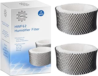 Podoy HWF62 Humidifier Filter Compatible Holmes HM1300 SCM1100 HM1761 HWF-62 Filter Replacement (2 Pack)
