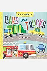 Hello, World! Cars and Trucks Kindle Edition