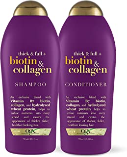 Best ogx shampoo for thin hair Reviews