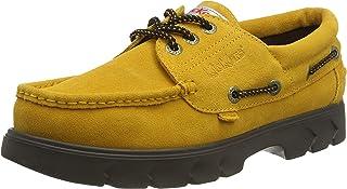 Kickers Lennon Boatshoe Suede, Chaussures Bateau Mixte