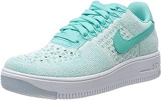 Nike W Af1 Flyknit Low, Chaussures de Sport Femme