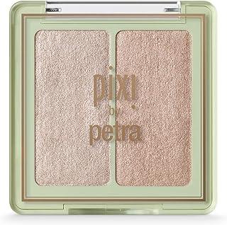 Pixi Beauty Glow-Y Gossamer Duo Delicate Dew Highlighter, 8.3 g