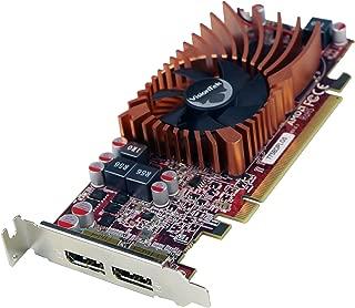 VisionTek Products 900942 Radeon 7750 SFF 2GB GDDR5 2X DP Graphics Card